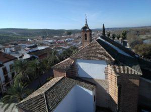 Iglesia Villanueva de la Reina